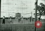 Image of German and Italian POWs play sports United States USA, 1944, second 12 stock footage video 65675021177