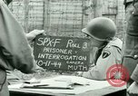 Image of Prisoner Interrogation Vallery France, 1944, second 3 stock footage video 65675021185