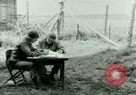 Image of Prisoner Interrogation Vallery France, 1944, second 2 stock footage video 65675021186