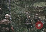 Image of 196th Light Infantry Brigade on mission Vietnam, 1968, second 9 stock footage video 65675021198