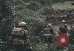 Image of 196th Light Infantry Brigade on mission Vietnam, 1968, second 10 stock footage video 65675021198
