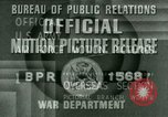 Image of Military tribunal begins for Franz Strasser Dachau Germany, 1945, second 4 stock footage video 65675021220