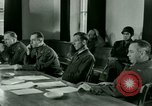 Image of Trial of Nazi Franz Strasser Dachau Germany, 1945, second 7 stock footage video 65675021221