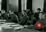 Image of Trial of Nazi Franz Strasser Dachau Germany, 1945, second 9 stock footage video 65675021221