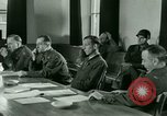 Image of Trial of Nazi Franz Strasser Dachau Germany, 1945, second 12 stock footage video 65675021221