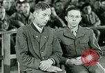 Image of testimony and sentencing of Franz Strasser Dachau Germany, 1945, second 6 stock footage video 65675021223