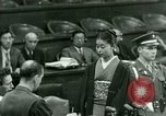 Image of War Crimes Trials Tokyo Japan, 1948, second 2 stock footage video 65675021226
