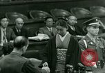 Image of War Crimes Trials Tokyo Japan, 1948, second 3 stock footage video 65675021226