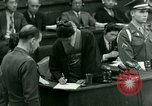 Image of War Crimes Trials Tokyo Japan, 1948, second 7 stock footage video 65675021226