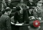 Image of War Crimes Trials Tokyo Japan, 1948, second 9 stock footage video 65675021226