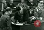 Image of War Crimes Trials Tokyo Japan, 1948, second 12 stock footage video 65675021226