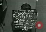 Image of IG Farben Trial Nuremberg Germany, 1947, second 3 stock footage video 65675021227