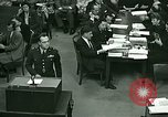 Image of IG Farben Trial Nuremberg Germany, 1947, second 8 stock footage video 65675021228