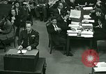 Image of IG Farben Trial Nuremberg Germany, 1947, second 9 stock footage video 65675021228