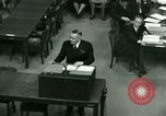 Image of The Einsatzgruppen Case Nuremberg Germany, 1947, second 8 stock footage video 65675021230