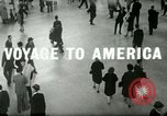 Image of Voyage to America United States USA, 1963, second 3 stock footage video 65675021234