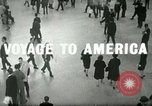 Image of Voyage to America United States USA, 1963, second 4 stock footage video 65675021234