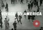 Image of Voyage to America United States USA, 1963, second 5 stock footage video 65675021234