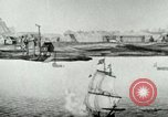 Image of ships at harbor United States USA, 1963, second 6 stock footage video 65675021235