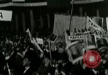 Image of American workers protest labor conditions United States USA, 1963, second 10 stock footage video 65675021237