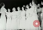 Image of Glee Club Berea Kentucky United States USA, 1933, second 8 stock footage video 65675021262