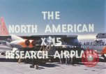 Image of X-15 first flight California United States USA, 1959, second 3 stock footage video 65675021399
