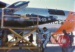 Image of X-15 first flight California United States USA, 1959, second 12 stock footage video 65675021399