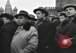 Image of 40th Anniversary Parade Moscow Russia Soviet Union, 1957, second 11 stock footage video 65675021410