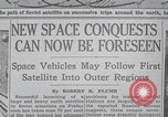 Image of Soviet satellites New York United States USA, 1958, second 8 stock footage video 65675021413