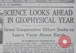 Image of Geophysical Year New York United States USA, 1958, second 6 stock footage video 65675021414