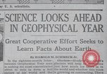 Image of Geophysical Year New York United States USA, 1958, second 9 stock footage video 65675021414