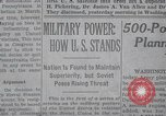 Image of military power New York United States USA, 1958, second 7 stock footage video 65675021419
