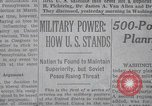 Image of military power New York United States USA, 1958, second 8 stock footage video 65675021419