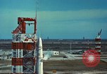 Image of PGM-17 Thor missile United States USA, 1958, second 8 stock footage video 65675021428