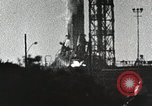 Image of Mercury Atlas-9 mission launch Cape Canaveral Florida USA, 1963, second 5 stock footage video 65675021465