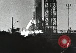Image of Mercury Atlas-9 mission launch Cape Canaveral Florida USA, 1963, second 6 stock footage video 65675021465