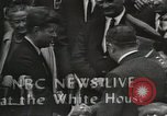 Image of White House award ceremony United States USA, 1963, second 4 stock footage video 65675021469