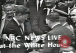 Image of White House award ceremony United States USA, 1963, second 5 stock footage video 65675021469