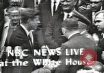 Image of White House award ceremony United States USA, 1963, second 6 stock footage video 65675021469