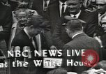Image of White House award ceremony United States USA, 1963, second 7 stock footage video 65675021469