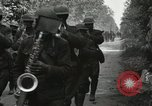 Image of 7th Machine Gun Battalion La Chapelle-sur-Chezy, 1918, second 10 stock footage video 65675021486