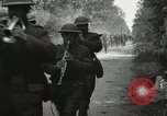 Image of 7th Machine Gun Battalion La Chapelle-sur-Chezy, 1918, second 11 stock footage video 65675021486