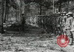 Image of 7th Machine Gun Battalion France, 1918, second 9 stock footage video 65675021487