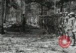 Image of 7th Machine Gun Battalion France, 1918, second 10 stock footage video 65675021487