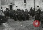 Image of German prisoners France, 1918, second 9 stock footage video 65675021490