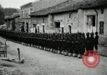Image of 5th Marine Regiment Damblain France, 1918, second 1 stock footage video 65675021498
