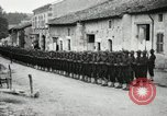 Image of 5th Marine Regiment Damblain France, 1918, second 8 stock footage video 65675021498