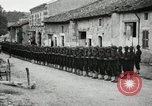 Image of 5th Marine Regiment Damblain France, 1918, second 9 stock footage video 65675021498
