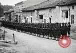Image of 5th Marine Regiment Damblain France, 1918, second 12 stock footage video 65675021498