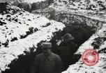 Image of bayonet drill France, 1918, second 8 stock footage video 65675021499
